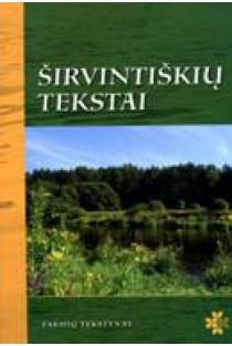 Širvintiškių tekstai (su CD) |