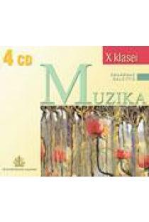 Lietuvių muzikos antologija 10 kl. (4CD) |