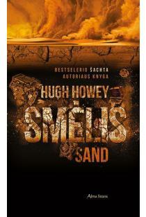 Smėlis | Hugh Howey