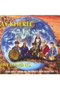 Five elements (CD) | Ay-Kherel