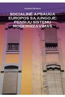 Socialinė apsauga Europos Sąjungoje: pensijų sistemų modernizavimas | Audrius Bitinas