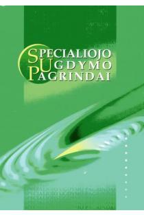 Specialiojo ugdymo pagrindai | Jonas Ambrukaitis