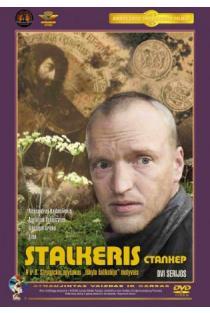 Stalkeris (DVD)   Mistinis, mokslinis filma