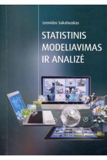 Statistinis modeliavimas ir analizė | Leonidas Sakalauskas