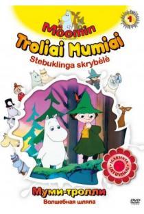 Troliai Mumiai. Stebuklinga skrybėlė (DVD) |