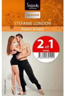 Baleto įkvėpti (Karamelė) (2 už 1 kainą) | Stefanie London