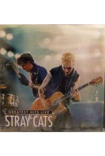 Stray Cats. Greatest Hits Live (CD) |