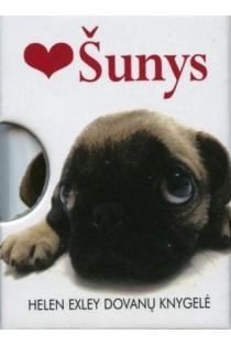 Šunys (MINI dovanų knygelė) | Helen Exley