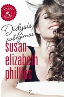 Didysis pabėgimas | Susan Elizabeth Phillips