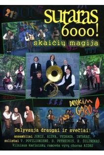 Sutaras 6000! Skaičių magija (DVD) |
