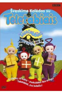 Švęskime Kalėdas su Teletabiais (DVD) |