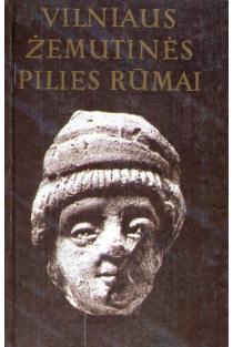 Vilniaus žemutinės pilies rūmai, 1 tomas (1988 metų tyrimai) |