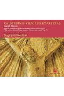 Septyni žodžiai (knyga ir audio CD) | V. A. Dambrava