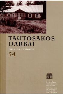 Tautosakos darbai T. 54 |