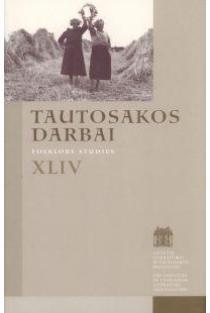 Tautosakos darbai T. 44 (XLIV) |
