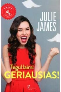 Tegul laimi geriausias! | Julie James