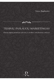 Teisinių paslaugų marketingas   Tomas Bagdanskis