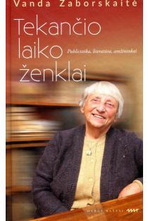 Tekančio laiko ženklai | Vanda Zaborskaitė
