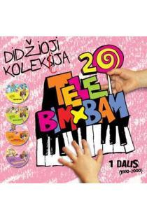Didžioji Tele Bim-Bam Kolekcija 1 (4 CD) |