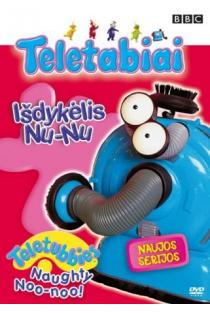 Teletabiai. Išdykėlis Nu-nu! (DVD) |