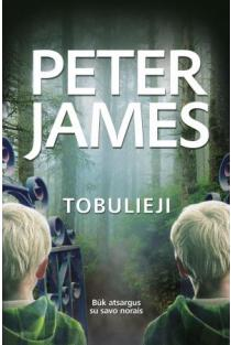 Tobulieji | Peter James