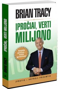 Įpročiai verti milijono | Brian Tracy