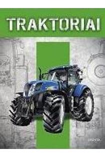 Traktoriai (su DVD)   Dainius Šišlavas
