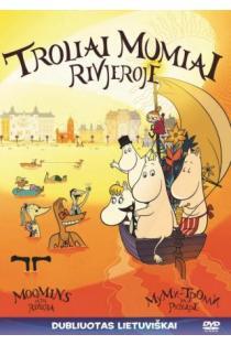 Troliai Mumiai Rivjeroje (DVD) |