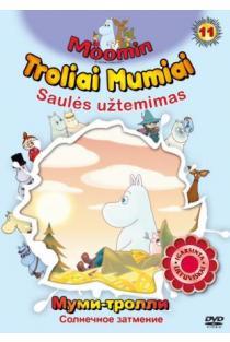 Troliai Mumiai. Saulės užtemimas (DVD) |