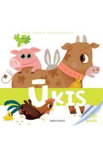 Ūkis. Mano mažoji enciklopedija | Valérie Guidoux