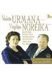 V. Urmana ir V. Noreika. 2 CD |