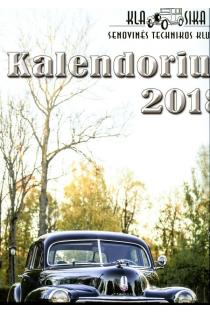 2018 m. senovinių mašinų kalendorius  