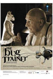 Vabzdžių dresuotojas/ The bug trainer (DVD) | Režisieriai: Linas Augutis, Donatas Ulvydas