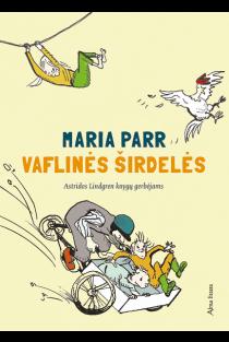 Vaflinės širdelės | Maria Parr
