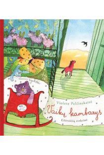 Vaikų kambarys | Violeta Palčinskaitė