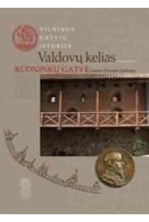 Vilniaus gatvių istorija. Valdovų kelias, 1 knyga. Rūdninkų gatvė | Antanas Rimvydas Čaplinskas