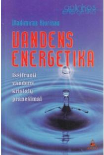 Vandens energetika | Vladimiras Kivrinas