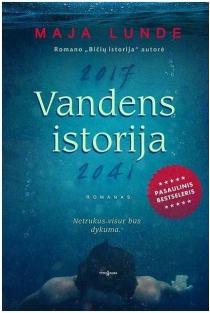 Vandens istorija | Maja Lunde