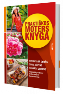 Praktiškos moters knyga. Vasara | Daiva Dmuchovska