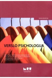 Verslo psichologija | Aistė Diržytė, Jolanta Sondaitė, Natalija Norvilė