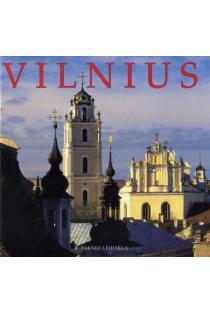Vilnius (suvenyrinis albumėlis anglų k.)  