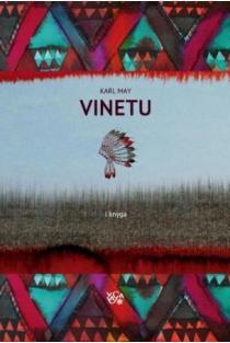 Vinetu, 1 knyga   Karl May
