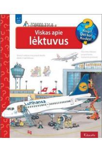 Viskas apie lėktuvus | Andrea Erne, Volfgangas Metcgeris