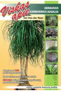 Viskas apie geriausius kambarinius augalus | Jan Van der Neer