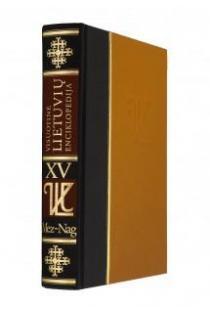 Visuotinė Lietuvių enciklopedija XV t. Mez–Nag |