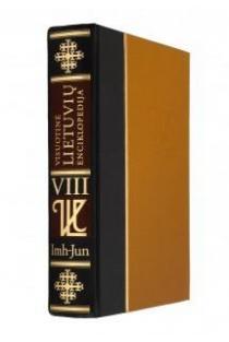 Visuotinė lietuvių enciklopedija, VIII t. Imhof-Junusas |
