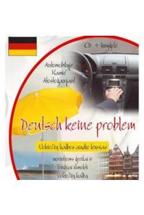 Vokiečių kalba be problemų ( CD ir knygelė) |