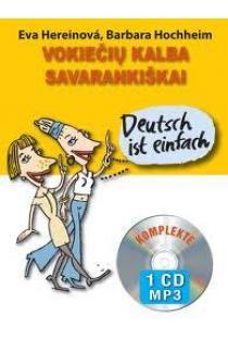 Vokiečių kalba savarankiškai (su CD) | Eva Hereinova, Barbara Hocheim