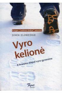 Vyro kelionė | John Eldredge