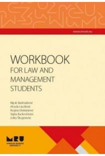 Workbook for Law and Management Students | N. Burkšaitienė, A. Liuolienė, R. Metiūnienė, S. Rackevičienė, J. Šliogerienė